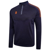 5. Dual 1/4 Zip Midlayer (Junior)