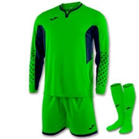1. Goalkeeper Match Kit