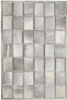 Grey Cow Hide Rug MH-273