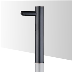Bathroom sensor activated faucets help stop the spread of germs by reducing contact in the restroom.