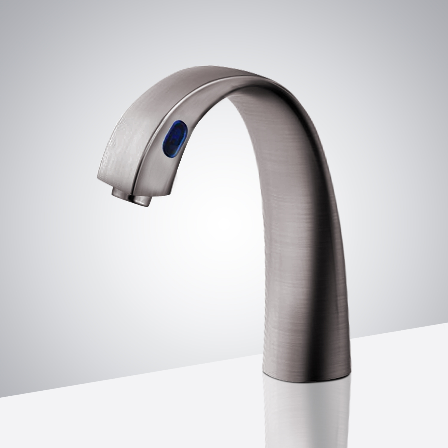 Fontana Commercial Brushed Nickel Automatic Sensor Faucet