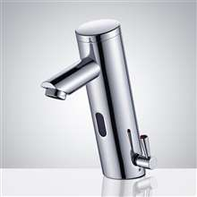 Fontana Rio Commercial Solid Brass Automatic Temperature Control Thermostatic Sensor Faucet