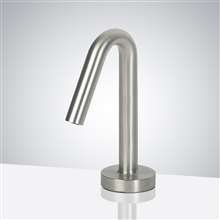 Genoa Ultra Modern Chrome Electronic Soap Dispenser