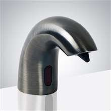 Fontana Reno Commercial Electronic Sensor Soap Dispenser In Dark Oil Rubbed Bronze Finish
