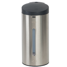 Napoli Wall Mount Stainless Automatic Hands Free Soap Dispenser