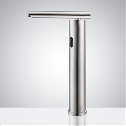 Commercial Automatic Infrared Foam Brushed Nickel Sensor Soap Dispenser