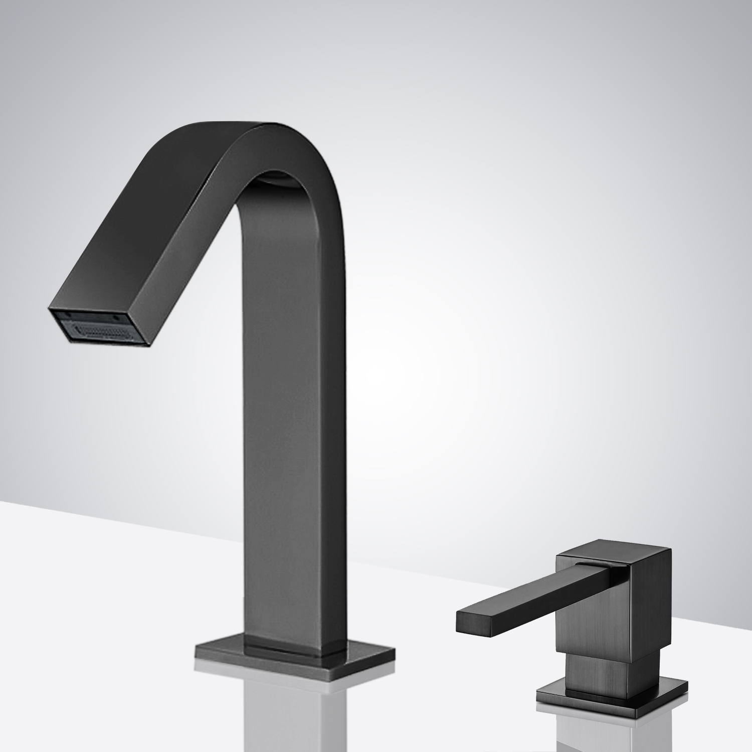 Fontana Commercial Dark Oil Rubbed Bronze Touch Less