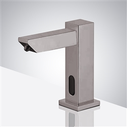 Fontana Commercial Deck Mount Automatic Intelligent Touchless Soap Dispenser