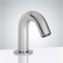 Modena Chrome Finish Electronic Soap Dispenser