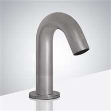 Modena Brushed Nickel Finish Electronic Soap Dispenser
