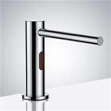Fontana Chrome Commercial Automatic Infrared Sensor Soap Dispenser