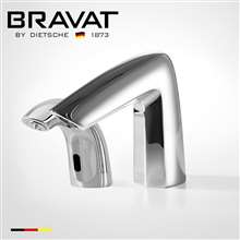 Fontana St. Gallen Motion Sensor Faucet & Automatic Soap Dispenser for Restrooms in Chrome
