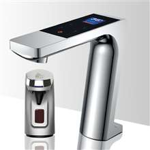 Fontana Verona Motion Sensor Faucet & Automatic Soap Dispenser for Restrooms