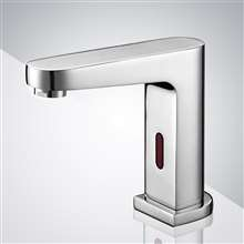 Fontana Reno Commercial Automatic Chrome Finish Sensor Faucet
