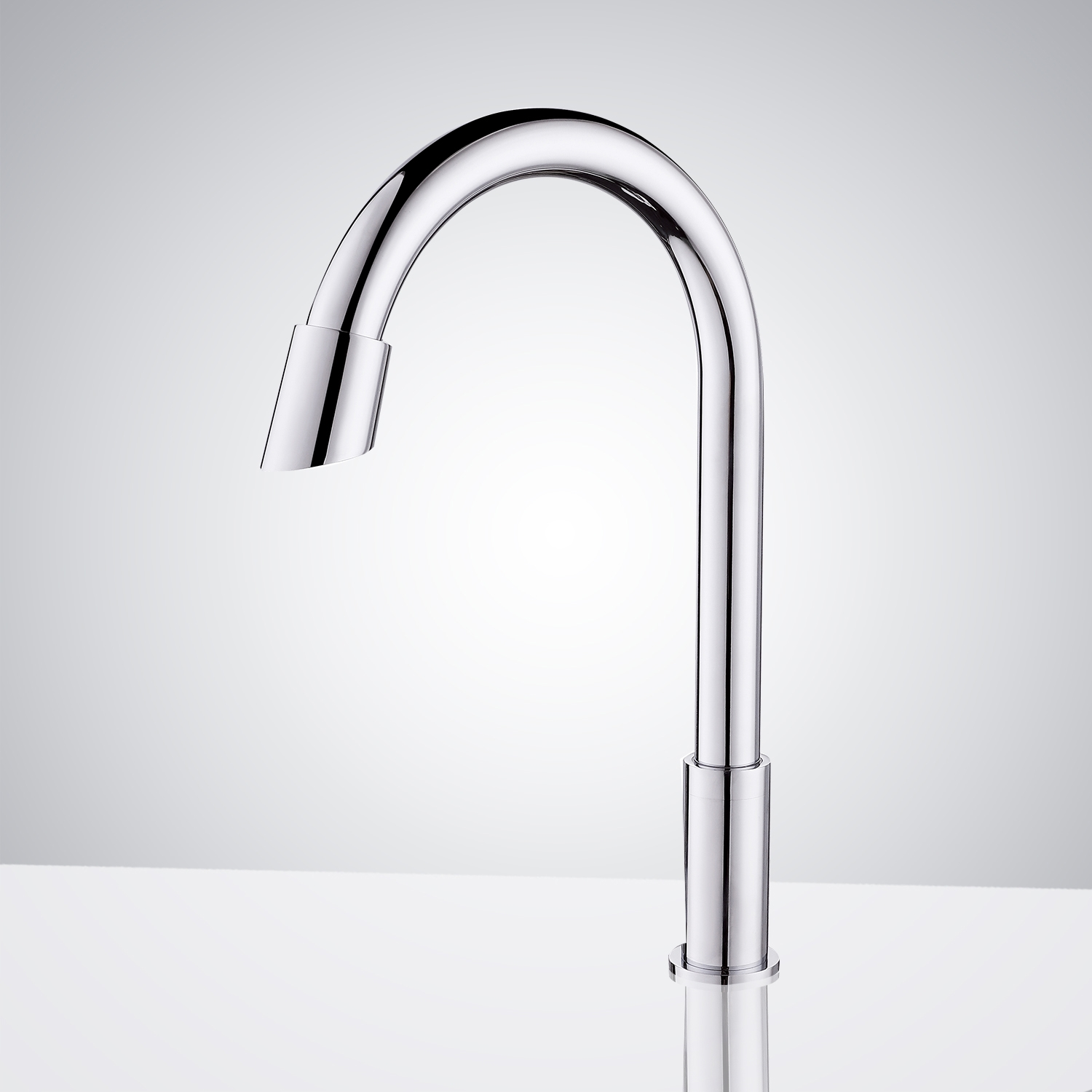 Fontana Rio Commercial Goose Neck Touchless Automatic Sensor Faucets Bathroom & Kitchen
