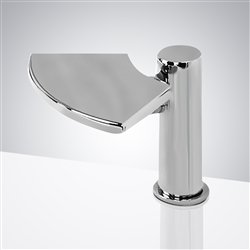 Fontana Milan Chrome Commercial Automatic Motion Sensor Faucet