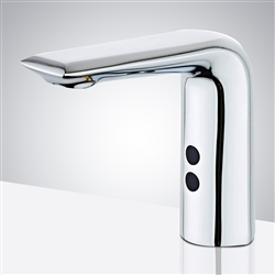 Fontana Chrome Commercial Automatic Sensor Faucet