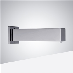 Fontana Commercial Wall Mount Touchless Commercial Automatic Sensor Faucet