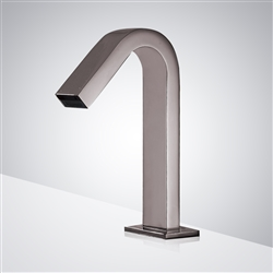 Fontana Atlanta Commercial Automatic Sensor Faucet Brushed Nickel