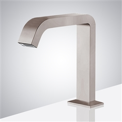 Fontana Commercial Automatic Sensor Faucet Brushed Nickel
