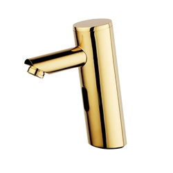 Fontana Commercial Gold Platinum Automatic Thermostatic Sensor Faucet