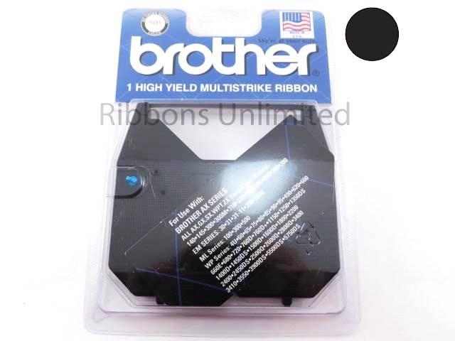 1031 BrothER-AX 10 Multistrike Typewriter Ribbon