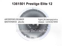 1361501 IBM Actionwriter 1 Prestige Elite 12