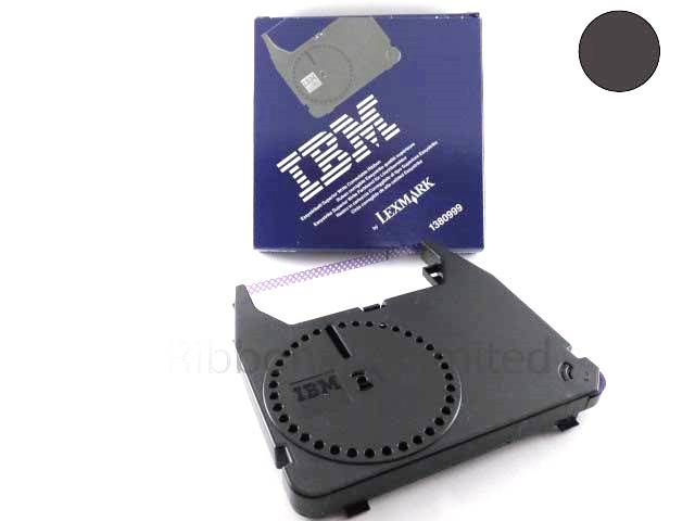 1380999 IBM Wheelwriter Black Correctable Ribbon