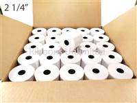 2 1/4 X 3 Thermal Paper Rolls 50CT