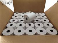 3 1/8 x 3 Thermal Paper Rolls 50 CT