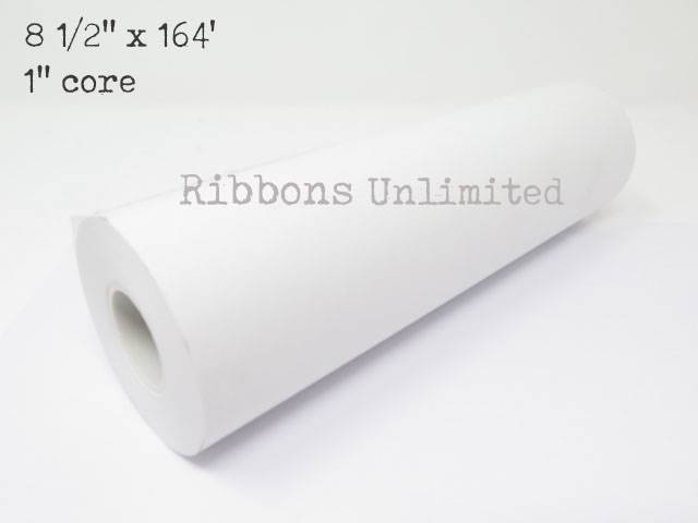 8 1/2 x 164 feet 1 Core Thermal Paper Roll