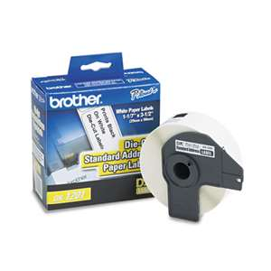 Brother DK1201 Labels 400Pk StandardAddress
