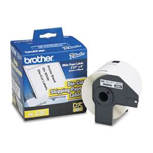 Brother DK1202 Labels 300Pk Small Shipping