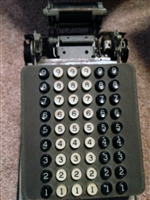 Vintage Victor Adding Machine