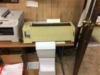IBM 2380 Dot Matrix Impact Printer