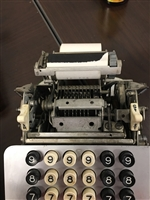 Burroughs Adding Machine