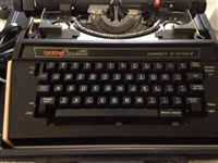 Brother Correct O Writer Typewriter