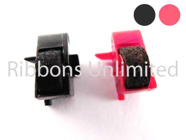 CP17BR/IR 78BR Black/Red Ink Roller