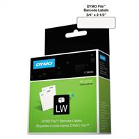 DYMO 1738595 LabelWriter Labels Barcode 0.75 X2.5