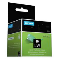 DYMO 30327 LabelWriter Labels Folder 0.6 X3.4
