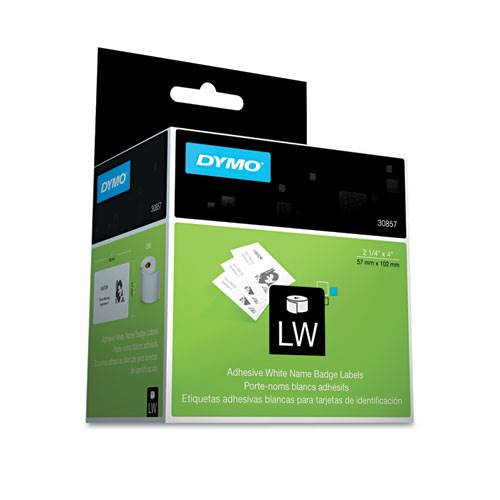 DYMO 30857 LabelWriter Labels Name Badge
