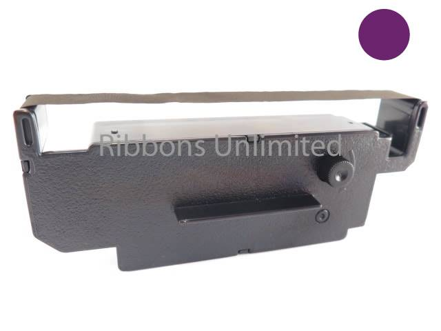 IR51P TEC MA516 Purple Cash Register Ribbon