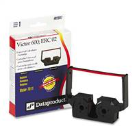 Dataproducts R2087 Victor 600 Black/Red Ribbon