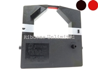 TS79 Simplex Timeclock Black/Red Ribbon Cartridge