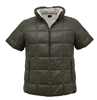 Men's Quilted Short Sleeve Polo