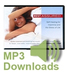 Rest Assured Audio Download<br> Self-Healing for Insomnia and the Stress of Life