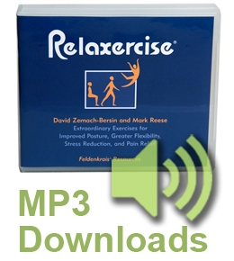 Relaxercise MP3 Audio Downloads with Mark Reese and David Zemach Bersin