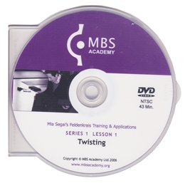 MBS DVD Series:  Vol I, Twisting, Mia Segal