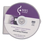 MBS DVD Series One, Vol III: Alleviating Whiplash, Mia Segal