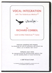 Vocal Integration, by Richard Corbeil